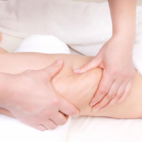 bindweefselmassage benen