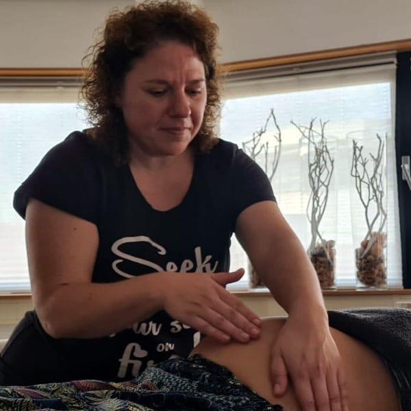 massage en zwanger